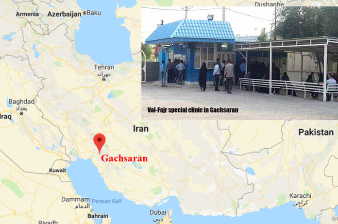 Iranian Doctors in Gachsaran Protest Unpaid Wages