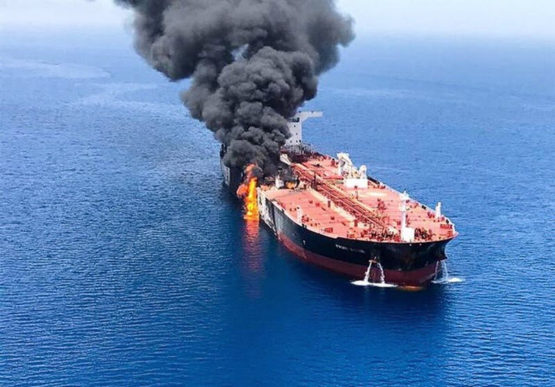 Latest Tanker Attacks Could Influence Global Policy Decisions Regarding Iran