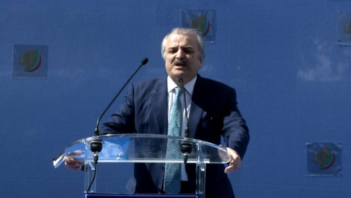 Mohaddessin Speech at MEK Rally for a Free Iran