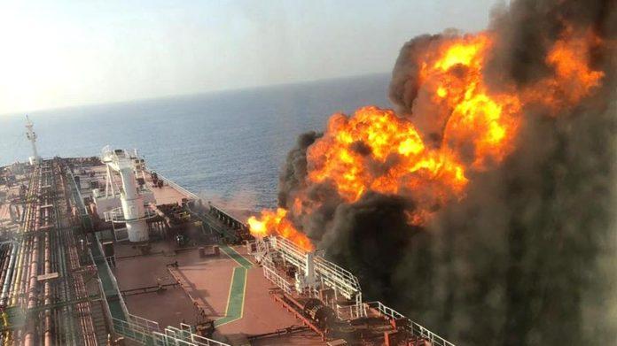 Tanker Attacks Underscores Iran's Stubborn Defiance