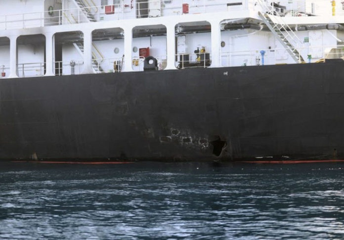 International Response Following Iran Attacks in the Gulf
