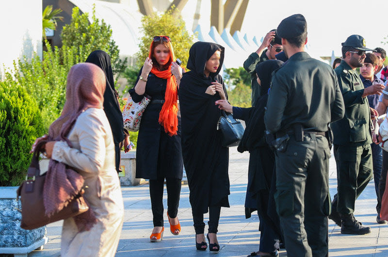 """Iranian Regime Calls on People to Report Their Fellow Citizens' """"Immoral"""" Behaviour"""