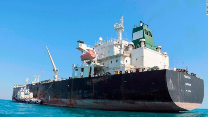 Chinese Firm Sanctioned by U.S. For Violating Iran Oil Sanctions