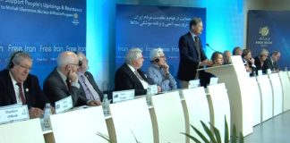European Panel Discusses Iranian Resistance on Day Four of Free Iran Conference