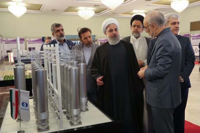 International Leaders Respond to Iran's Decision to Increase Enriched Uranium Stockpile