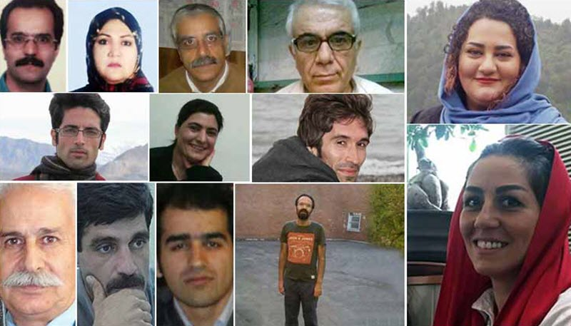 Despite Countless Testimonials, Tehran Denies Existence of Political Prisoners