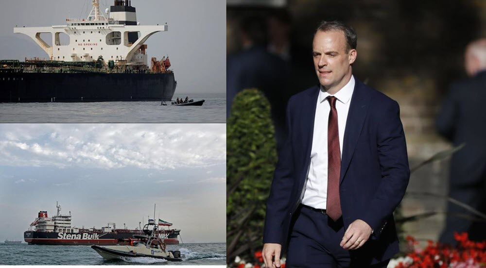 Iran: British Foreign Secretary Rules out Tanker Exchange