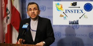 Iran's UN Rep: INSTEX Is Like Car Without Gas