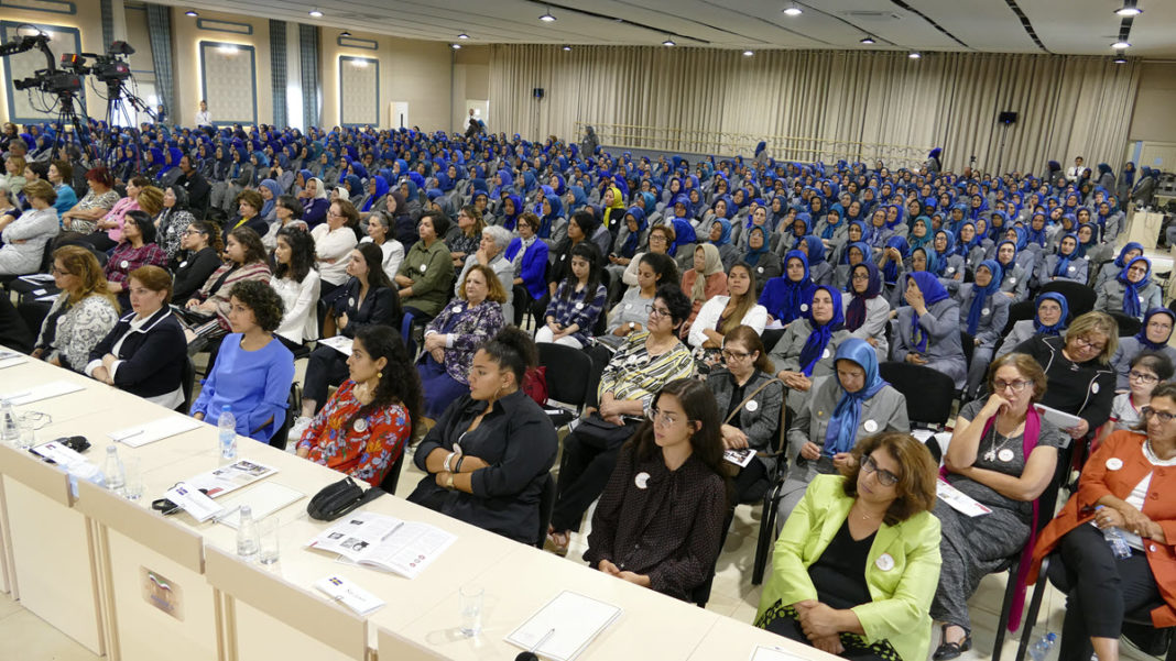 MEK Seminar on Women's Rights in Iran: Part 2
