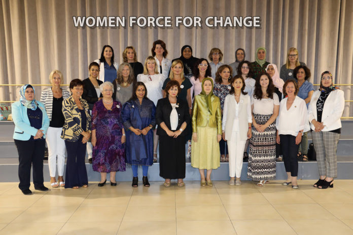 MEK Seminar on Women's Rights in Iran: Maryam Rajavi's Speech