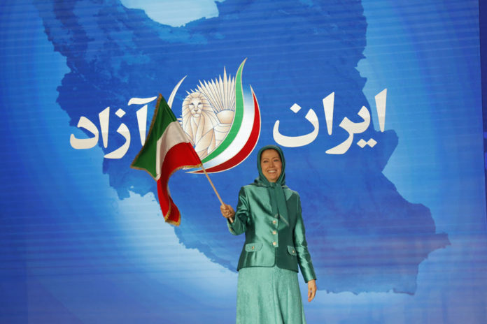 Maryam Rajavi Says the Resistance Will Take Iran Back From the Regime