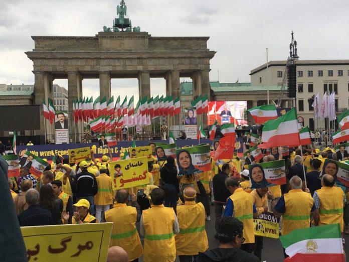 Maryam Rajavi Speech to the Free Iran Rally in Berlin: Part 2