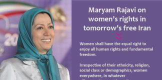 Maryam Rajavi and the Rights of Women in Iran