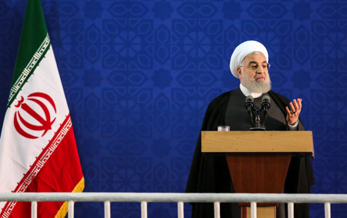 Maryam Rajavi on Need for Rouhani Sanctions