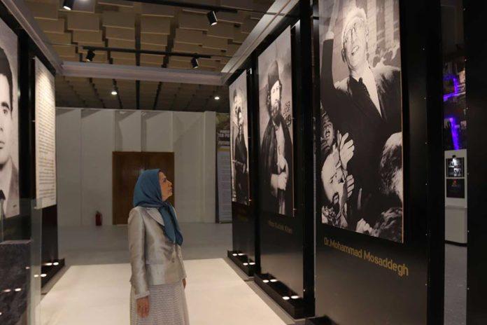 Maryam Rajavi on the Iranian People's 120-Year Struggle at Free Iran Rally