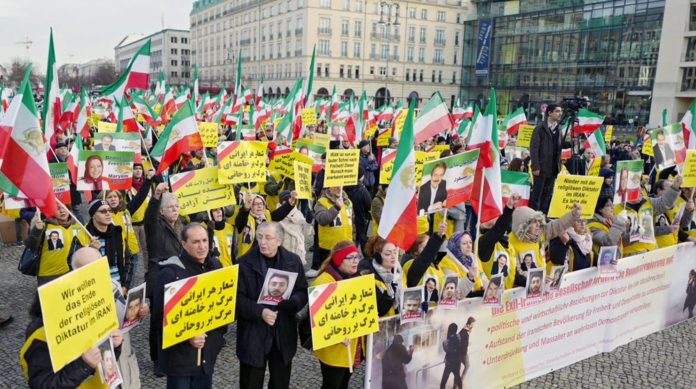 New MEK Rally in Berlin on July 6