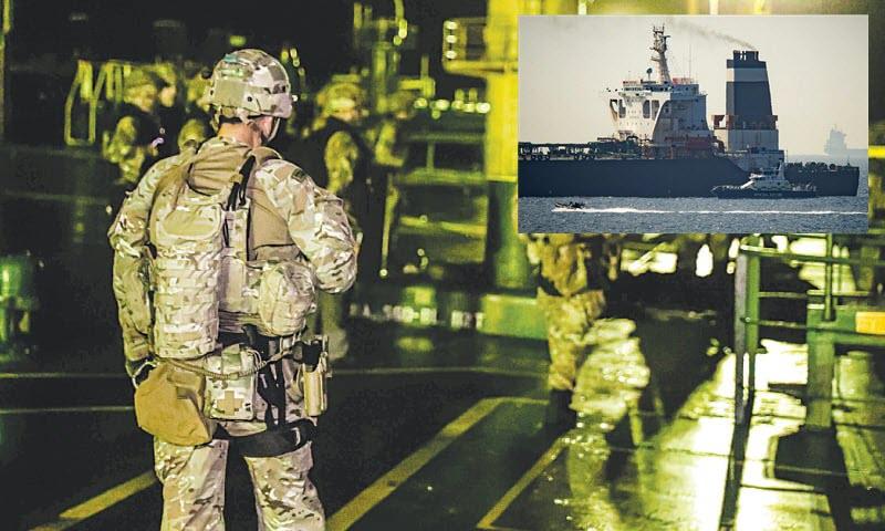 Seizure of Iranian Tanker Brings Forth Empty Threats, Weak Denials