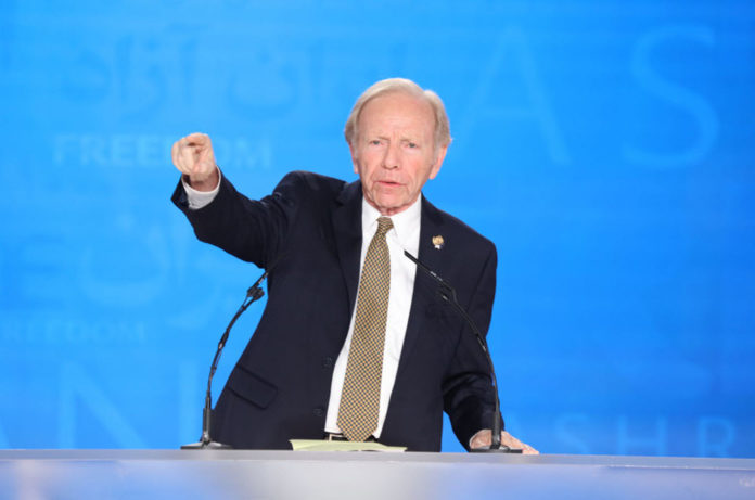 Senator Lieberman: The New Dawn for Iran With MEK at Ashraf 3
