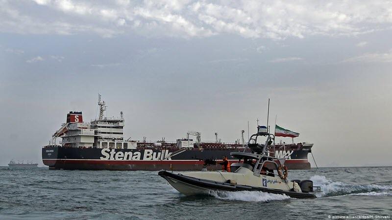 UK Holds Emergency COBRA Meeting to Discuss Iran Seizure