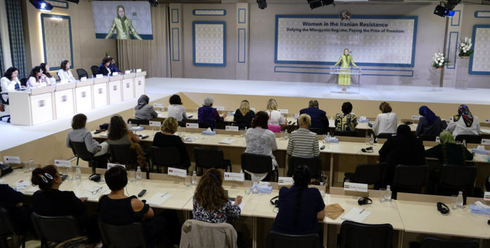 Maryam Rajavi on the Equal and Active Participation of Women in Iran's Leadership