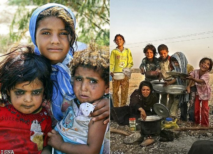 Iran's People Live in Poverty; The Regime Does Nothing
