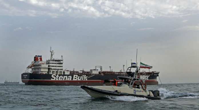 Iran's state piracy, multiple goals, and inevitable destiny