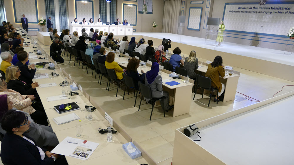 MEK Seminar on Women's Rights in Iran: Part 4