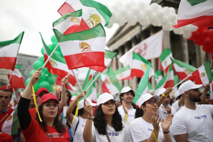 Major Demonstrations in Support of MEK