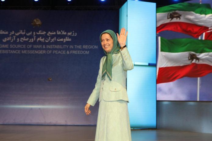 Maryam Rajavi's Speech on Iran's Warmongering: Part 2
