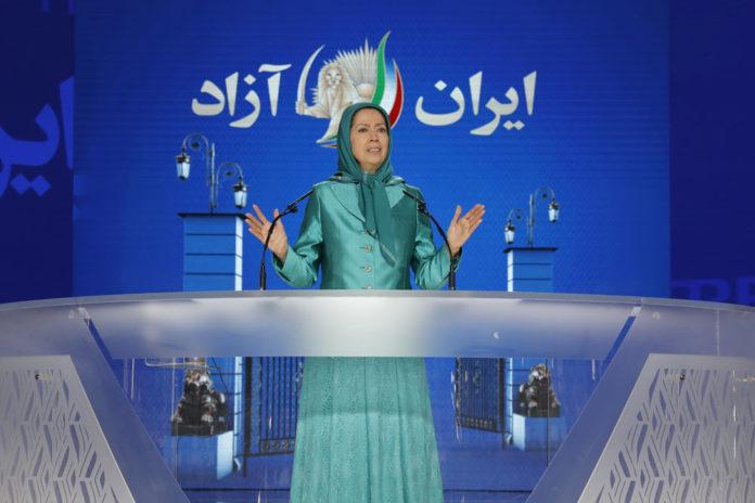Maryam Rajavi's Speech on Iran's Warmongering: Part 3