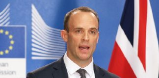 On September 26, the Foreign Secretary of the UK, Dominic Raab, called on Iran's regime to respect international norms and regulations