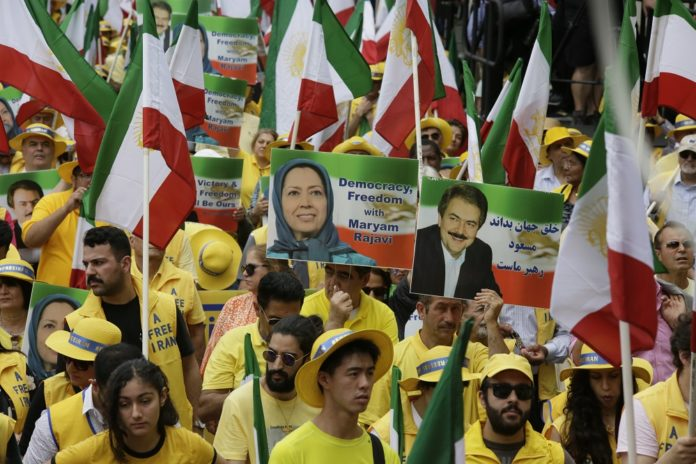 On Tuesday, September 24, 2019, Iranian Americans, joined by Iranians from Europe and Canada, gathered in New York for a major protest rally to voice their opposition to the presence of Iranian President Hassan Rouhani