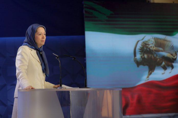 Maryam Rajavi, the President- elect of NCRI