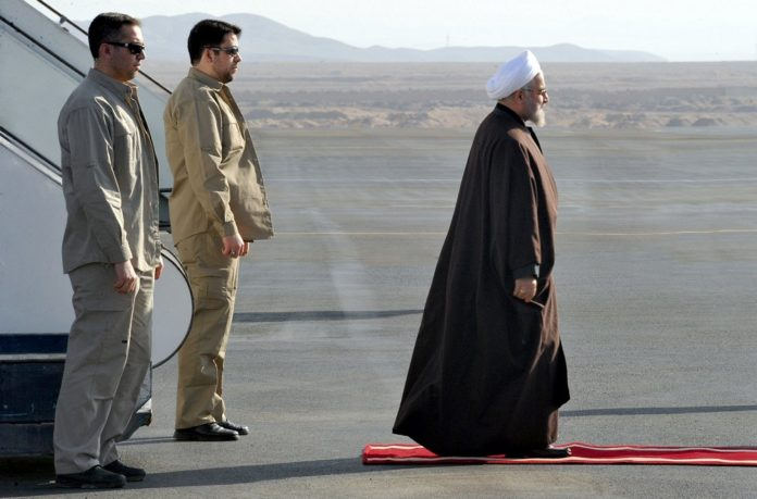 Iranian president Hassan Rouhani's trip to New York had no outcome for the Iranian government