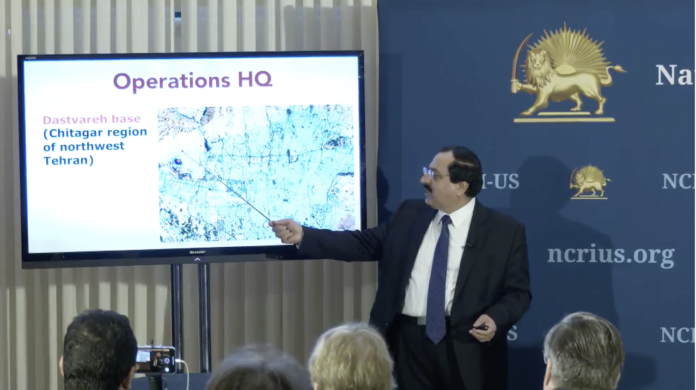 Washington Press conference by NCRI-US, reveals details of the Iranian regime's attack on Saudi Aramco oil facilities-September 2019