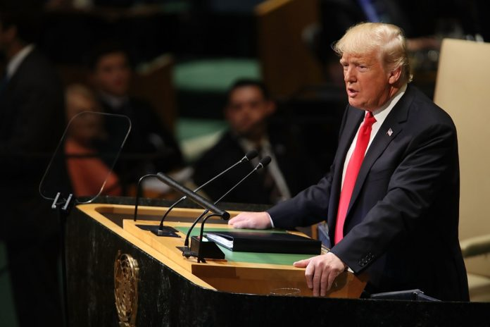 As Trump addresses the UNGA, Europe adds to pressure on Iran