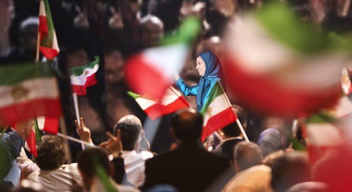 Iranians in MEK great gathering in Paris