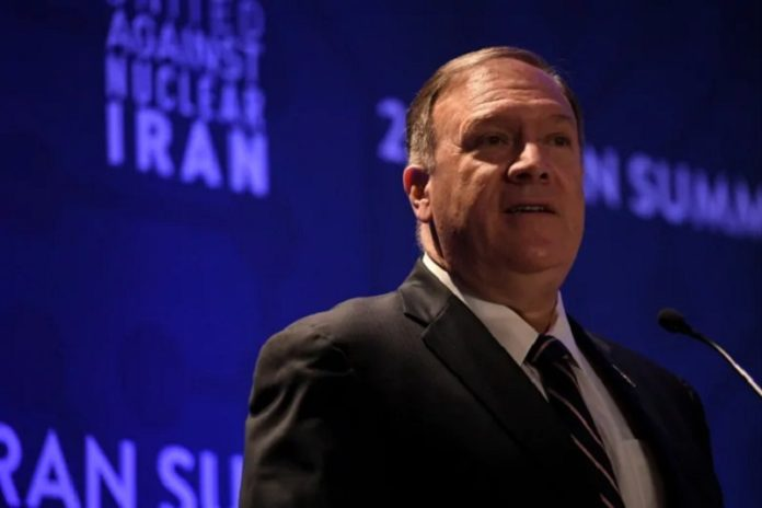 During a speech in New York city at the UANI Summit 2019, Mike Pompeo spoke about the current Iran situation