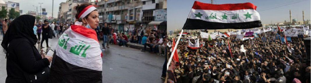 Iraqi Protests Continue Despite Suppression