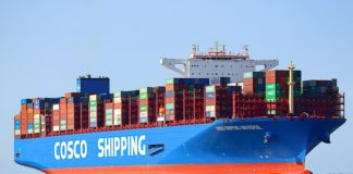China COSCO Shipping