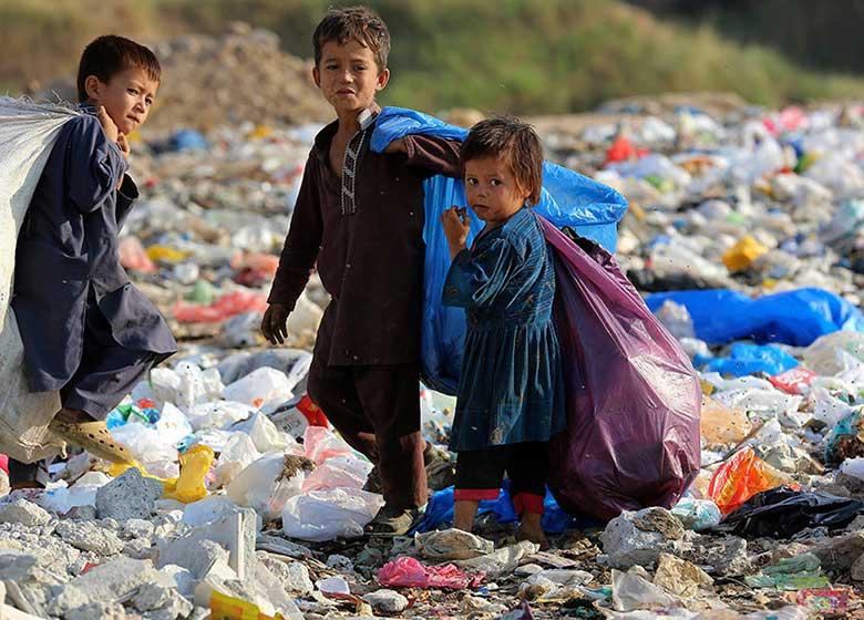 Children Search Trash to Survive in Iran - Iran News Update