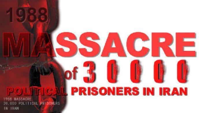 Iran 1988 Massacre of the MEK/PMOI members