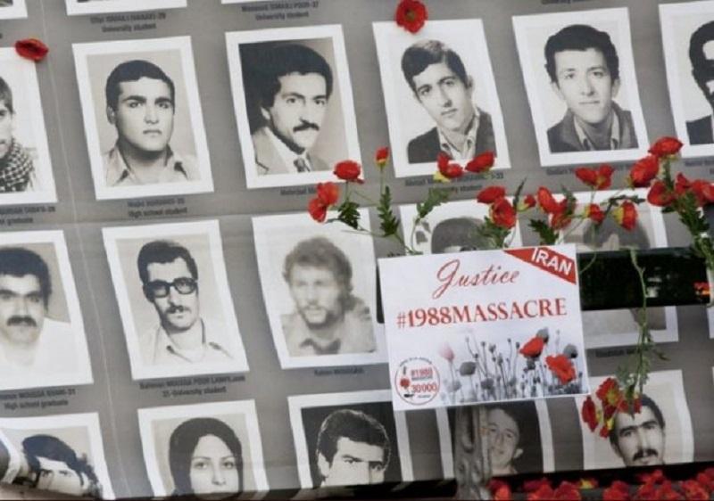 Iran 1988 massacre