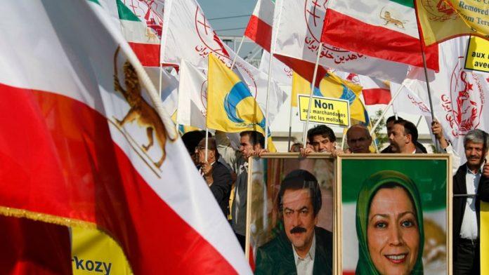 Iran MEK Mojahedin Khalq