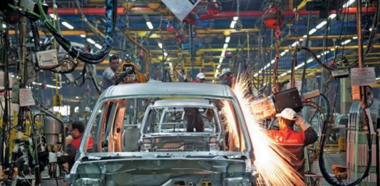 Iran's car industry