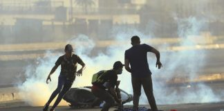 Iranian officials growing concerned about Iraqi protests