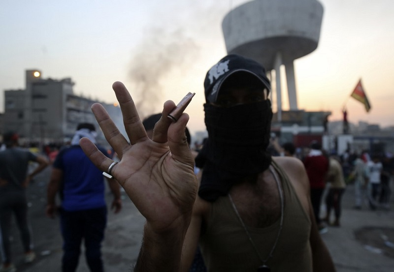 Iraq demonstrations