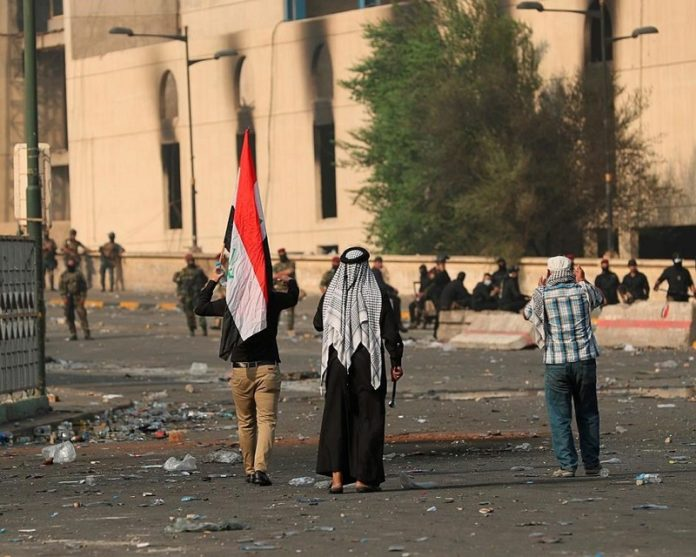 Iraq uprisings