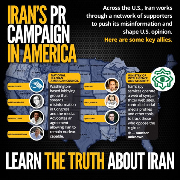 Iran Regime Apologists