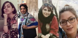 Four Iranian student and labour activists have written an open letter to denounce the intelligence forces' harsh treatment of student and labour activists and journalists, which includes issuing heavy sentences for them